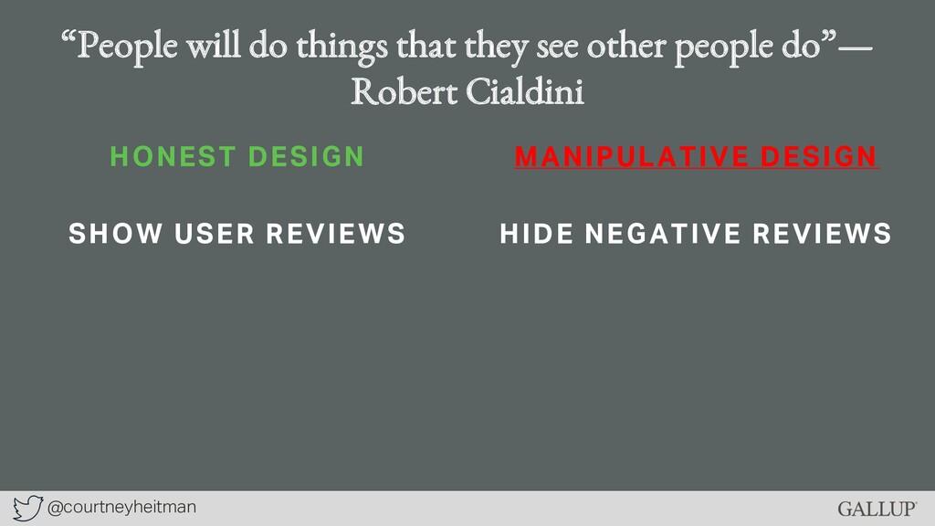 @courtneyheitman HONEST DESIGN SHOW USER REVIEW...