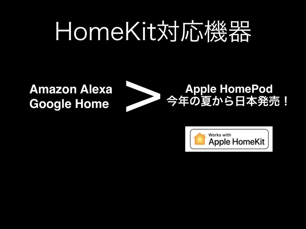 )PNF,JUରԠػث Apple HomePod ࠓͷՆ͔Βຊൃചʂ Amazon Al...