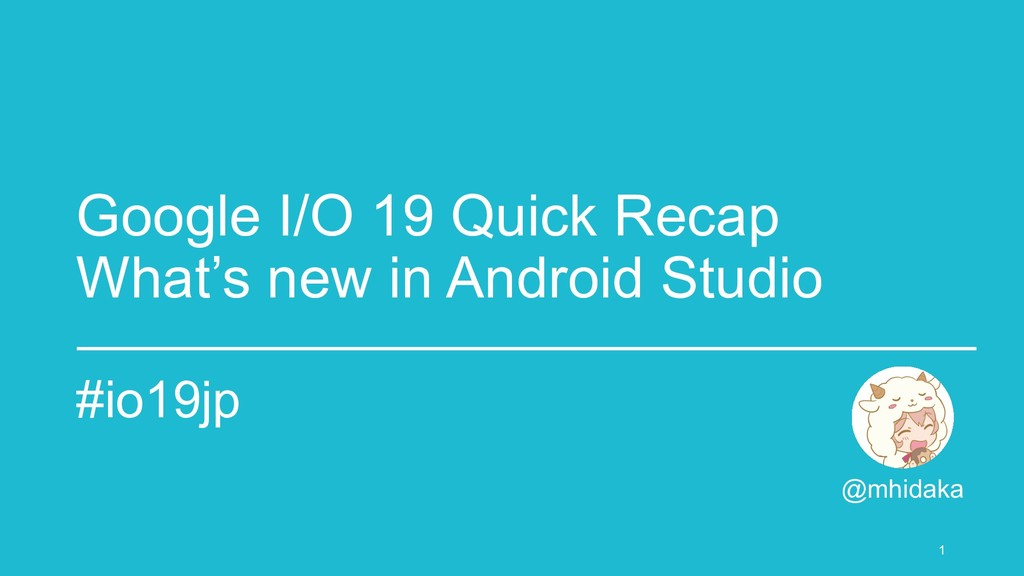 Google I/O 19 Quick Recap What's new in Android...