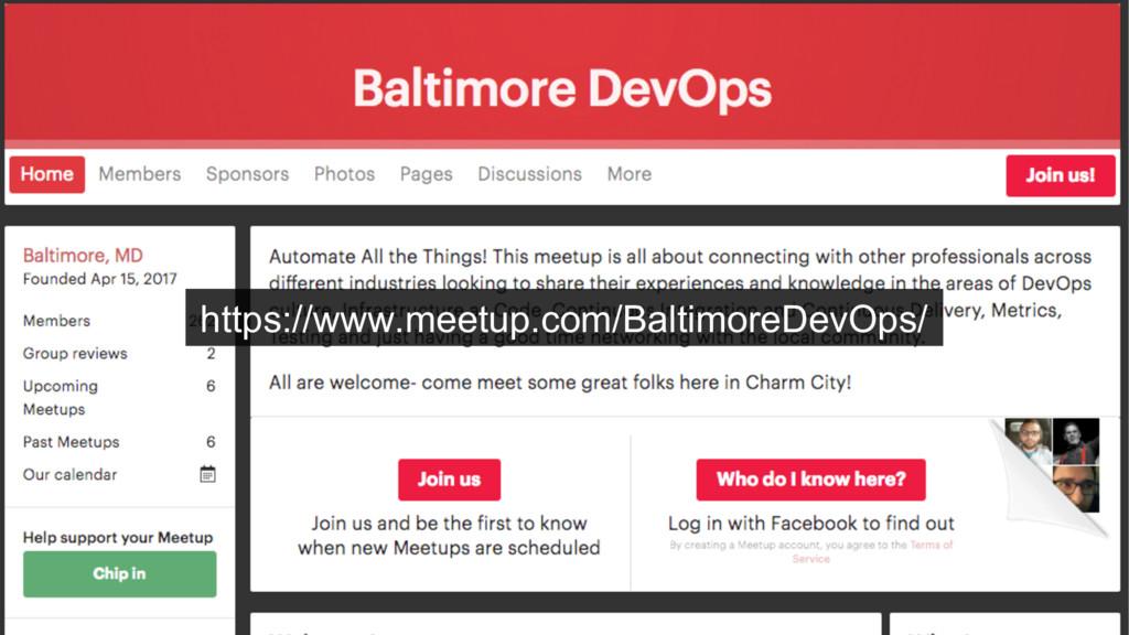 @nathenharvey https://www.meetup.com/BaltimoreD...