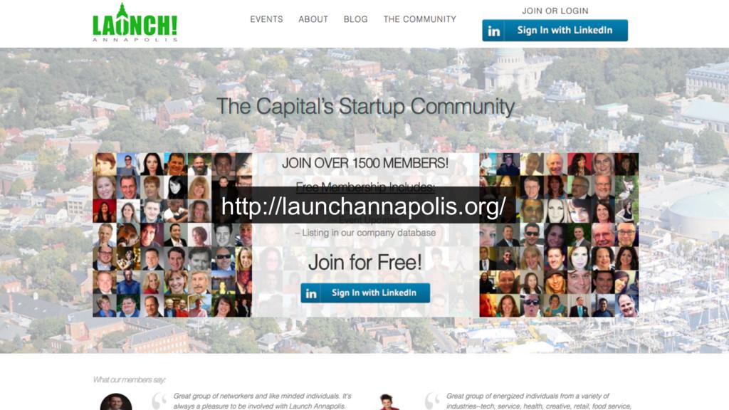@nathenharvey http://launchannapolis.org/