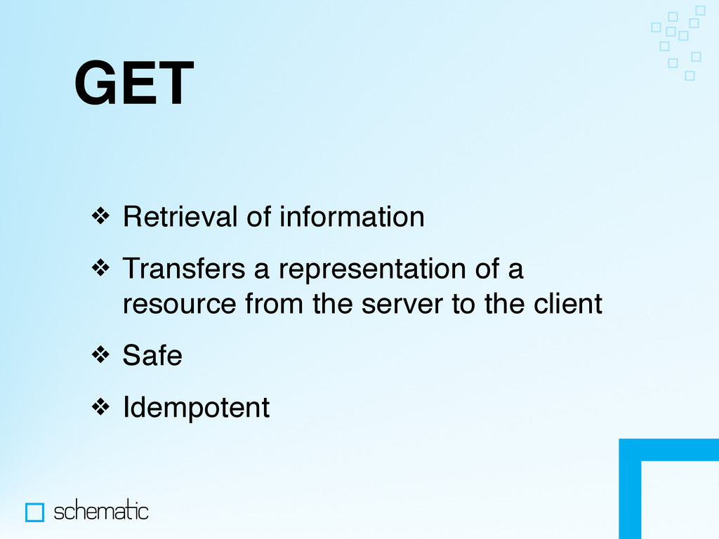 ❖ Retrieval of information ❖ Transfers a repres...