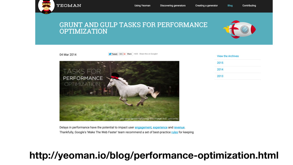 http://yeoman.io/blog/performance-optimization....