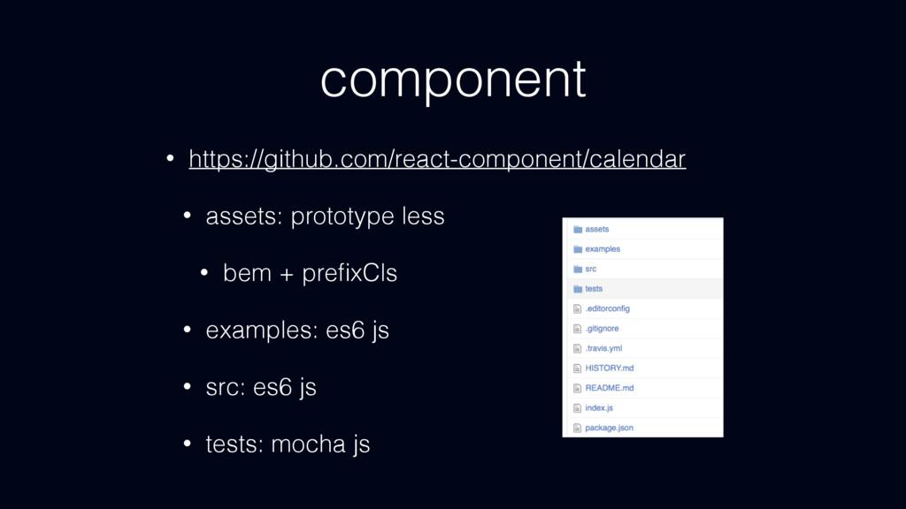 component • https://github.com/react-component/...