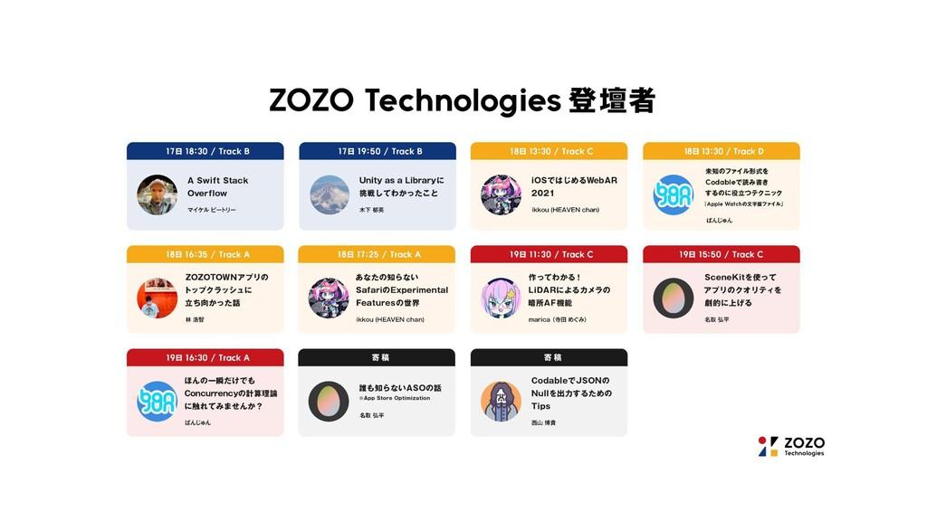 © ZOZO Technologies, Inc. 5