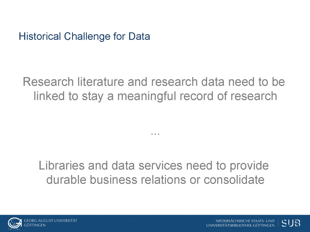 Historical Challenge for Data Research literatu...