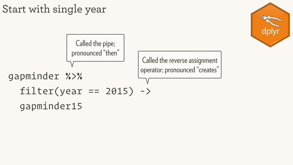 gapminder %>% filter(year == 2015) -> gapminder...