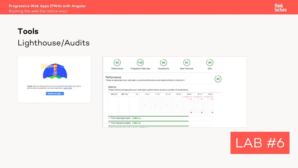 Lighthouse/Audits Progressive Web Apps (PWA) wi...