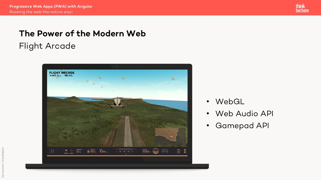 Flight Arcade • WebGL • Web Audio API • Gamepad...