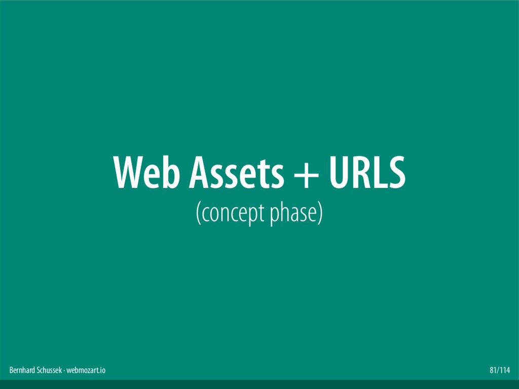 Bernhard Schussek · webmozart.io 81/114 Web Ass...