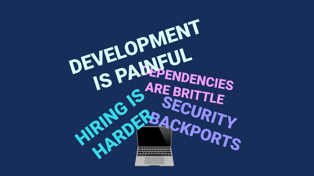 DEPENDENCIES ARE BRITTLE SECURITY BACKPORTS HI...