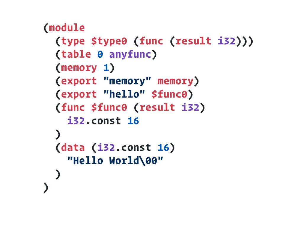 (module (type $type0 (func (result i32))) (tabl...