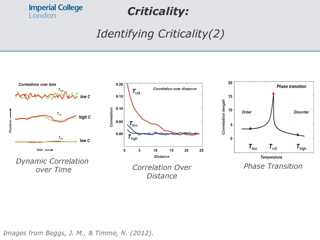 Criticality: Identifying Criticality(2) Dynamic...