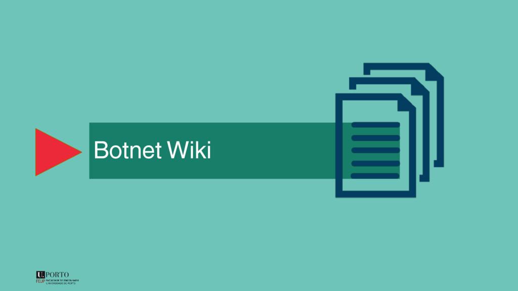Botnet Wiki