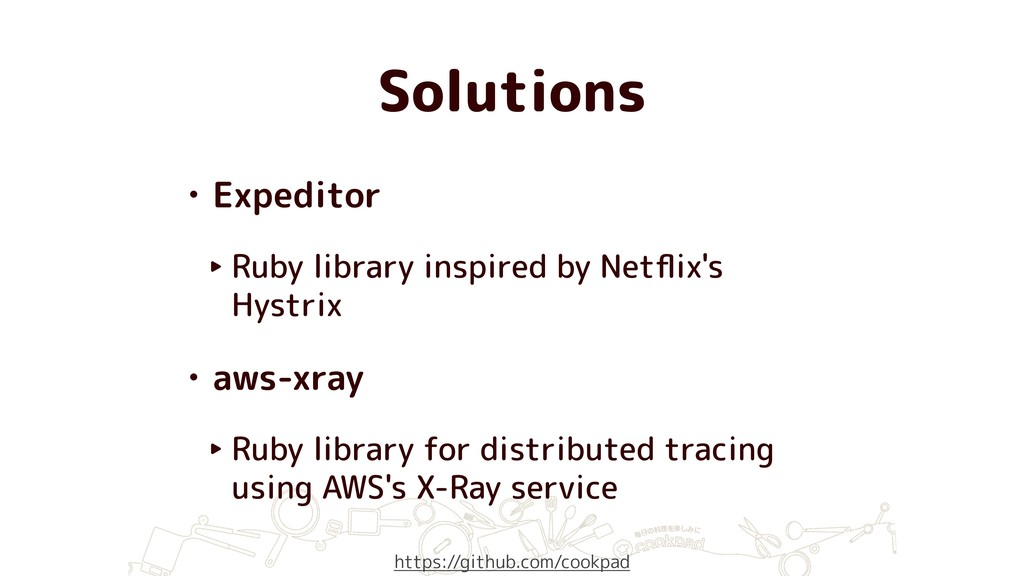 Solutions • Expeditor ‣ Ruby library inspired b...
