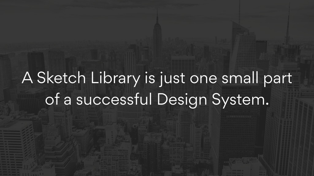 A Sketch Library is just one small part of a su...