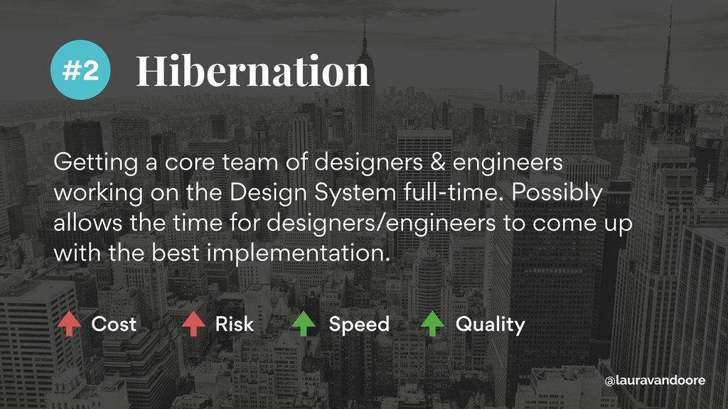 Hibernation Getting a core team of designers & ...