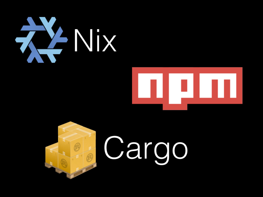 Nix Cargo