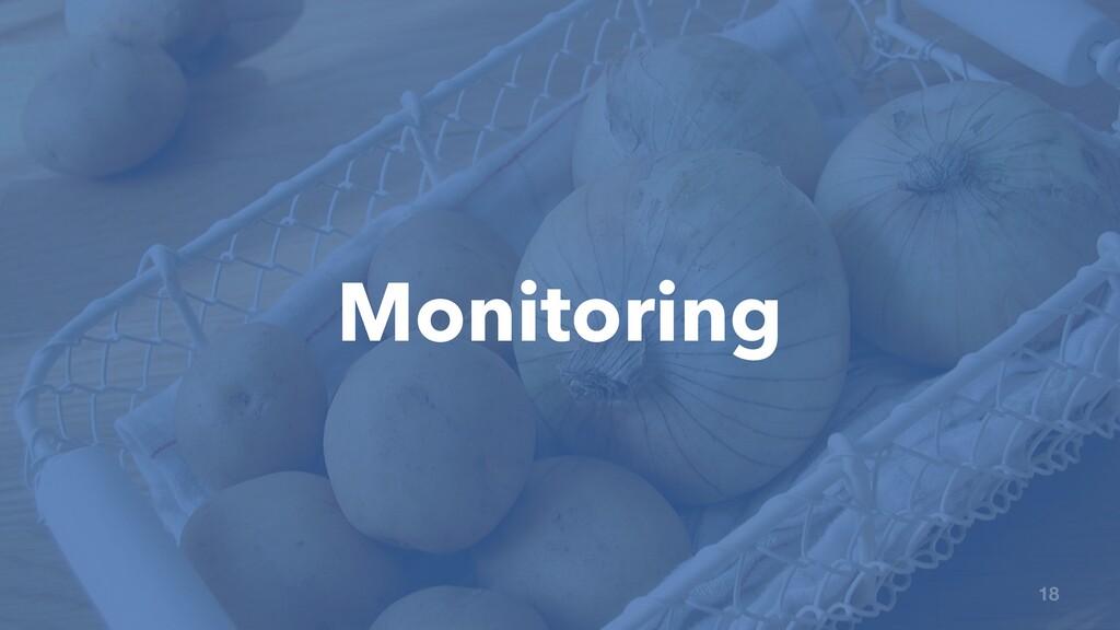 Monitoring 18