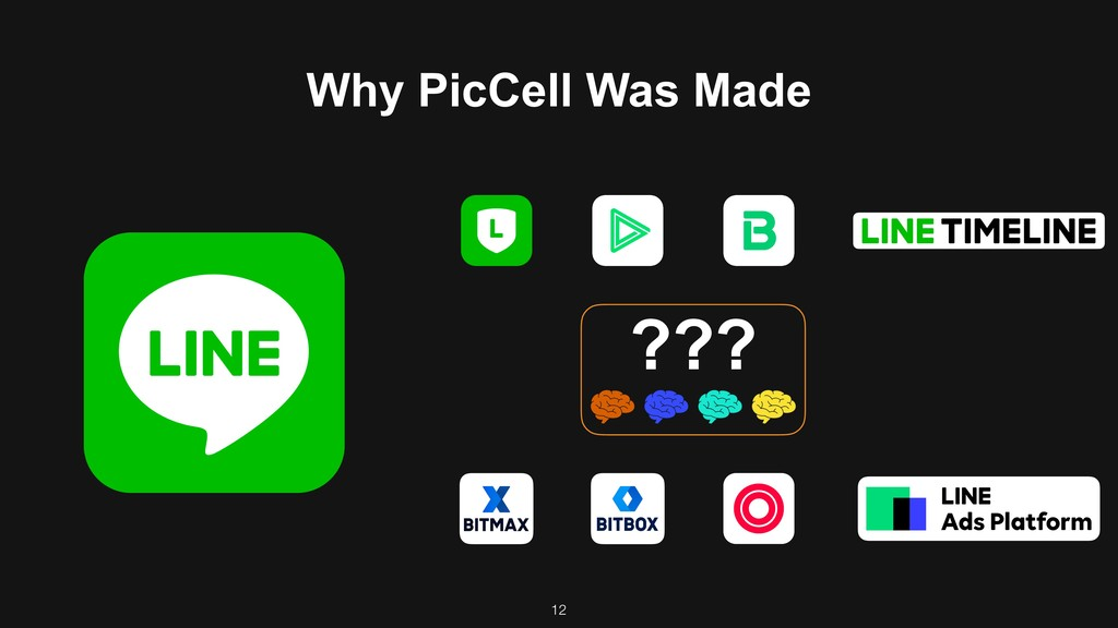 12 ??? Why PicCell Was Made