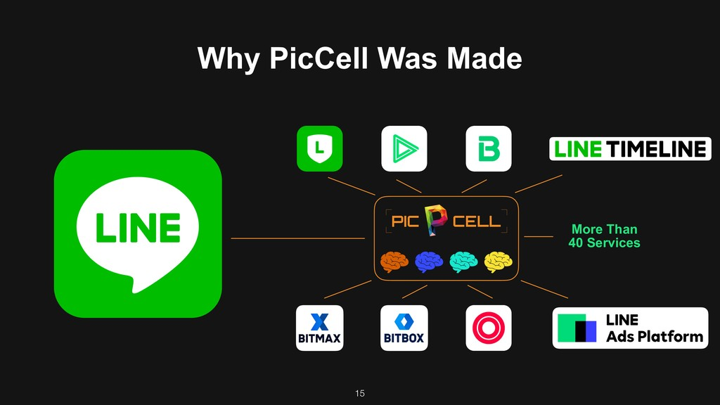 15 More Than 40 Services Why PicCell Was Made