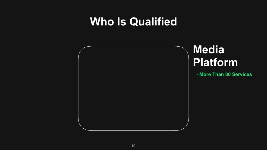 19 Media Platform Who Is Qualified - More Than ...