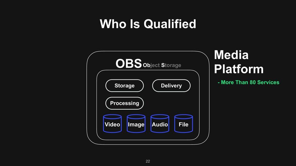 22 Media Platform Video Image Audio File Storag...