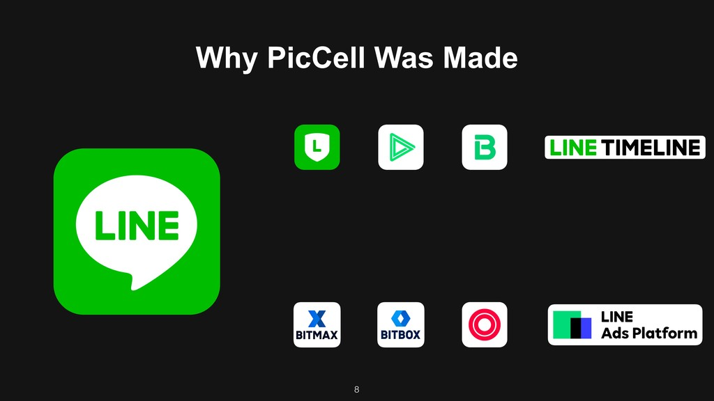8 Why PicCell Was Made