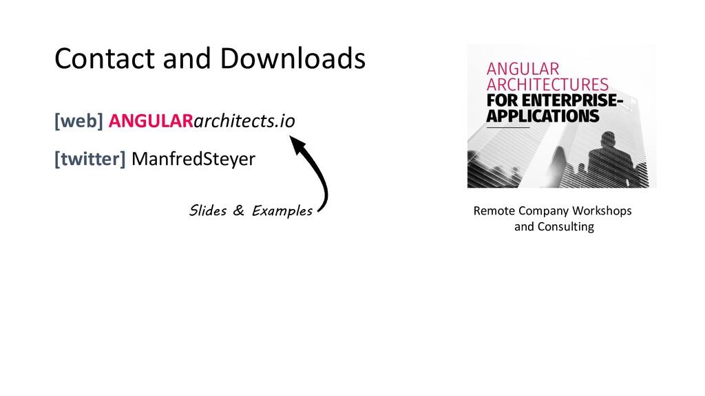 @ManfredSteyer Contact and Downloads [web] ANGU...