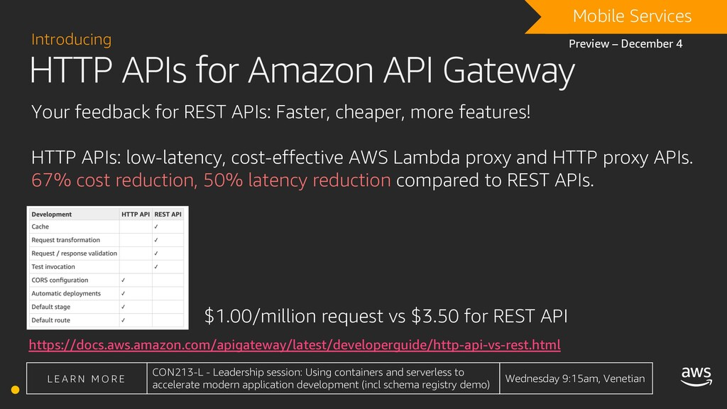Your feedback for REST APIs: Faster, cheaper, m...