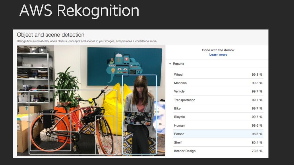 AWS Rekognition