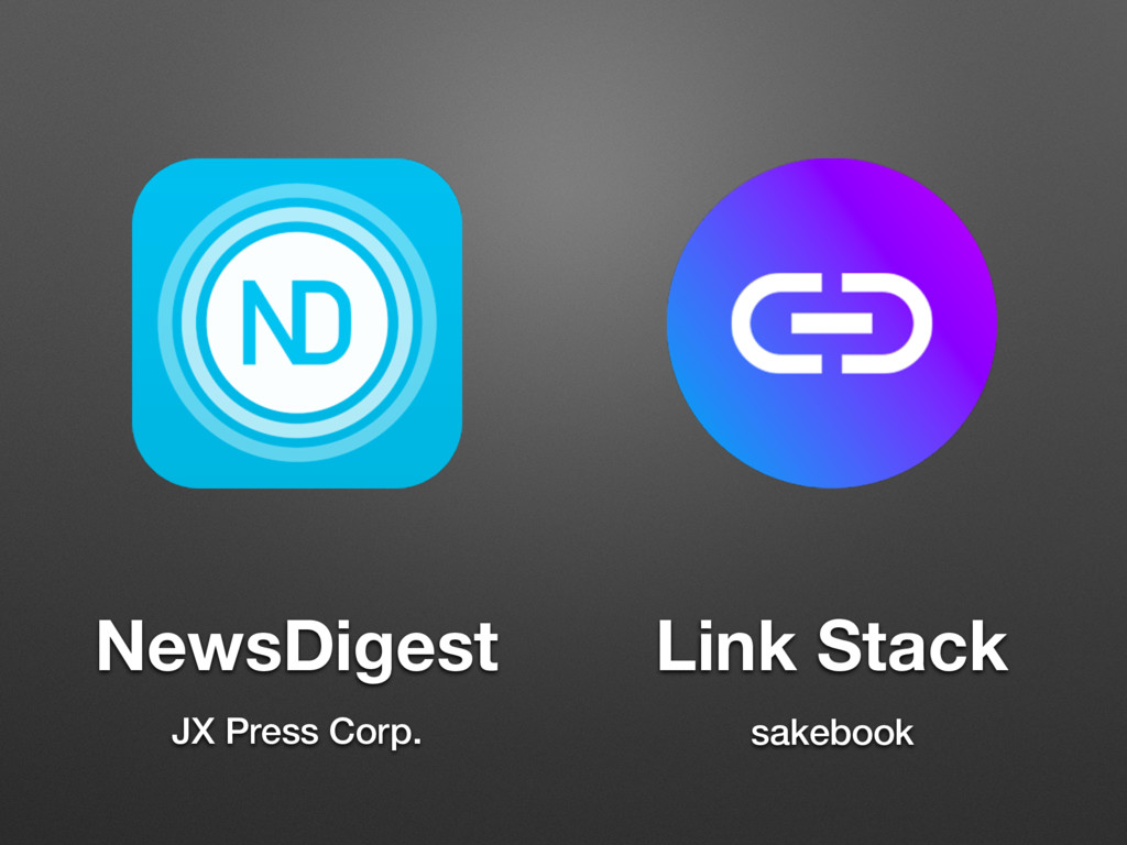 NewsDigest JX Press Corp. Link Stack sakebook