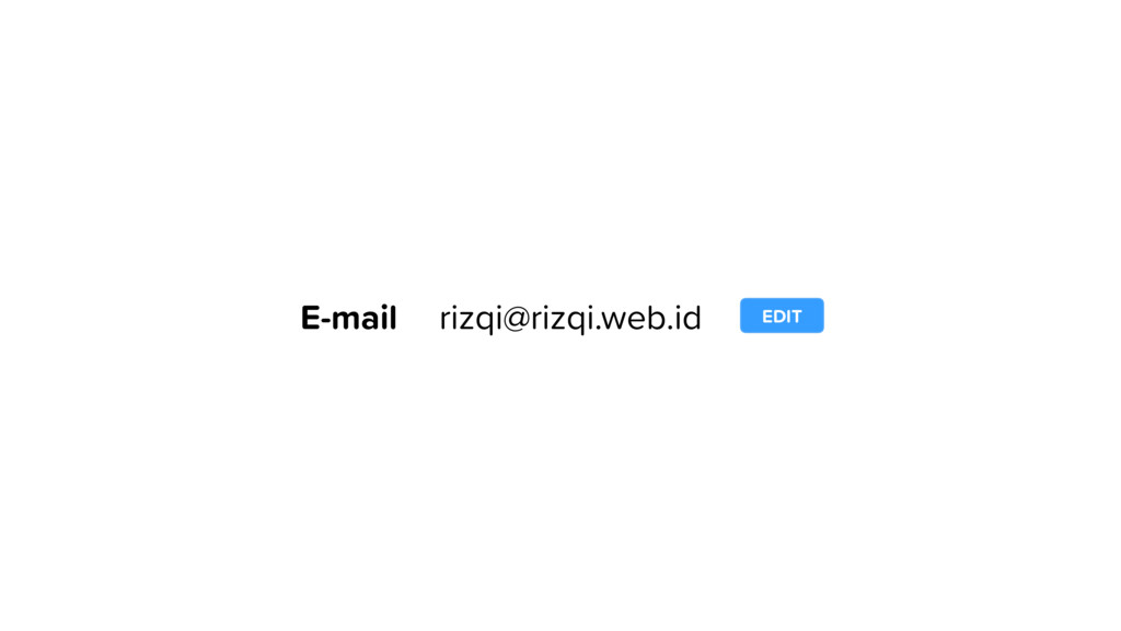 EDIT E-mail rizqi@rizqi.web.id