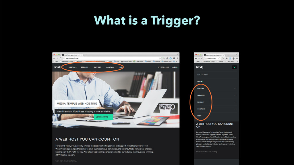 What is a Trigger?