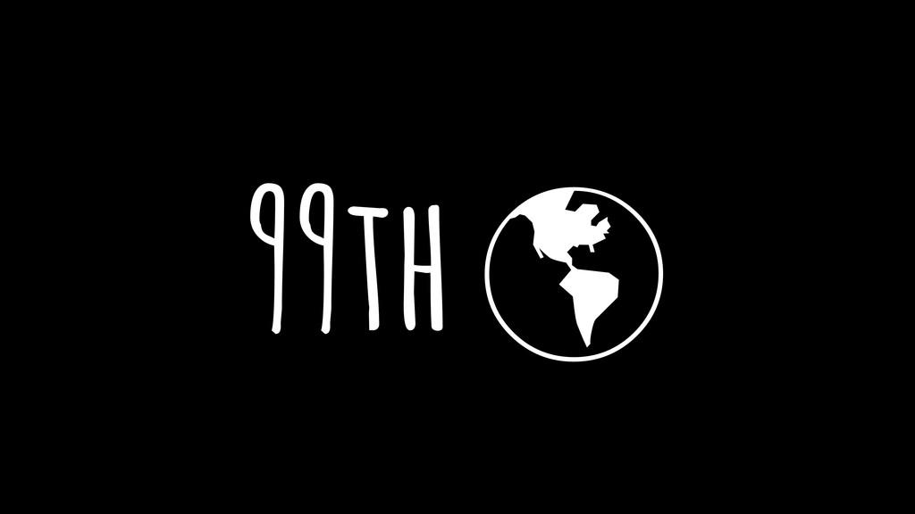 "99th """