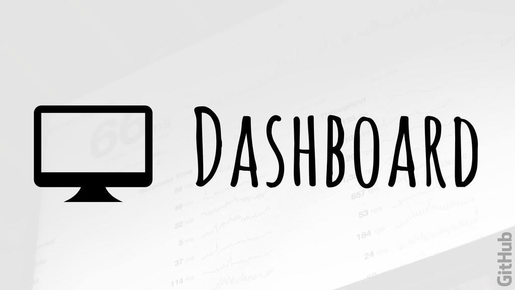 Dashboard (