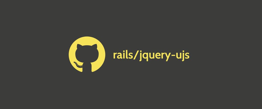 rails/jquery-ujs