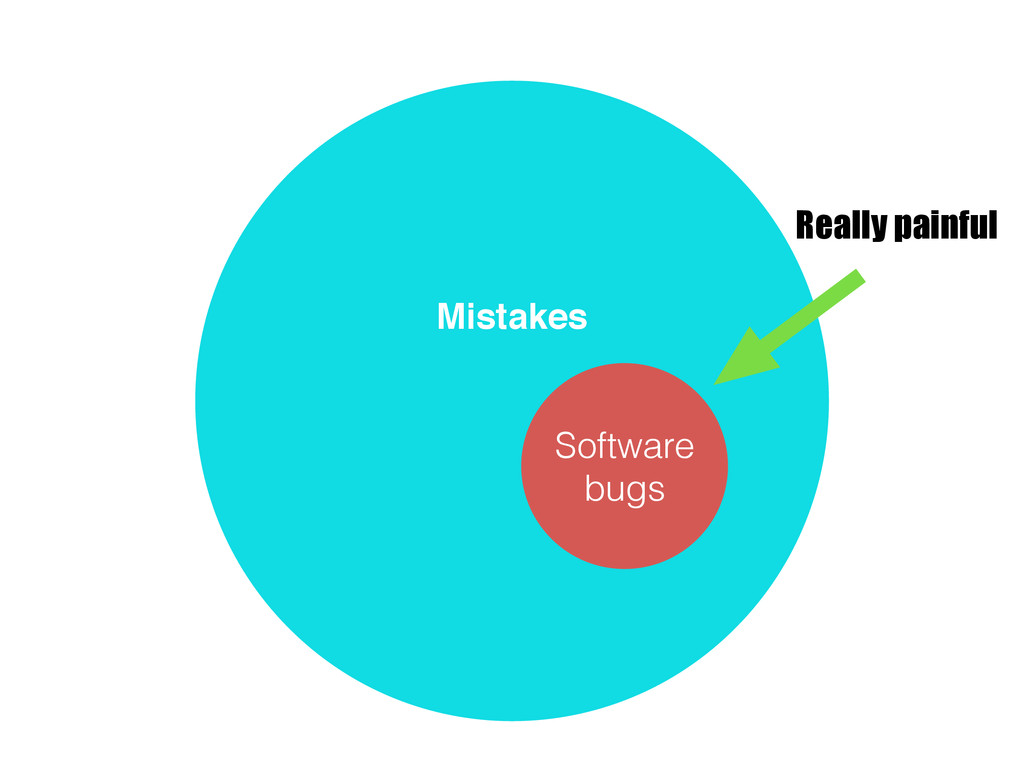 Software bugs Mistakes Really painful
