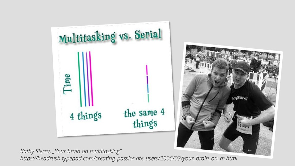 "Kathy Sierra, ""Your brain on multitasking"" http..."
