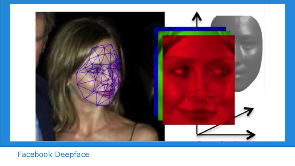 Facebook Deepface