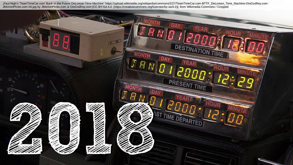 "2018 2018 ""Paul Nigh's 'TeamTimeCar.com' Back t..."