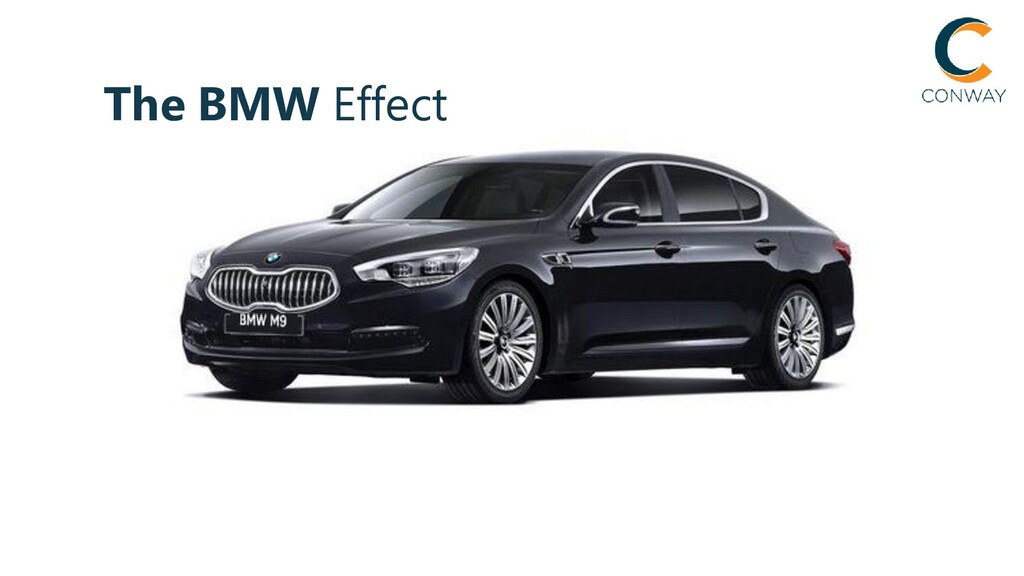 The BMW Effect