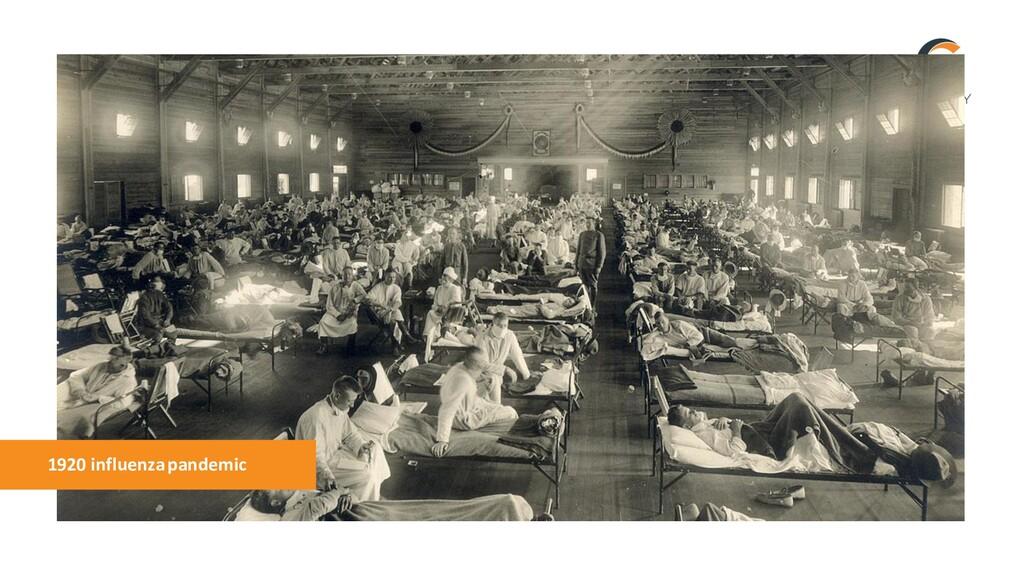 1920 influenza pandemic