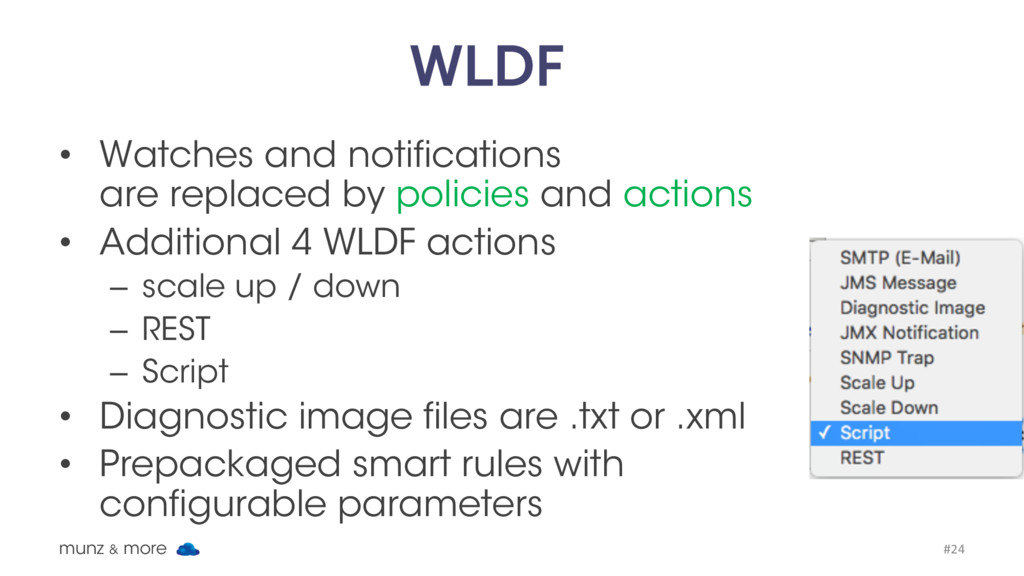 WLDF • Watches and notifications are replaced b...