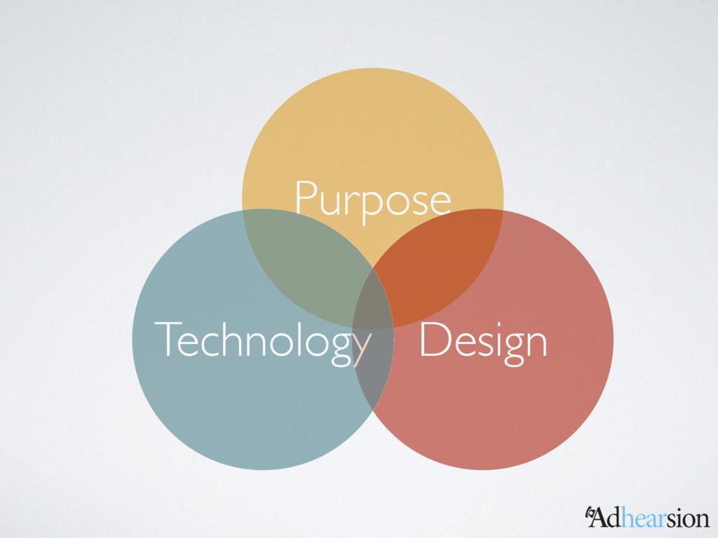 Purpose Design Technology