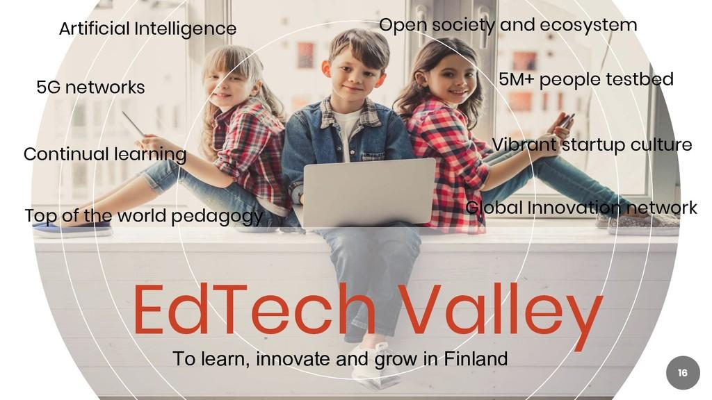 EdTech Valley 16 Artificial Intelligence Open s...