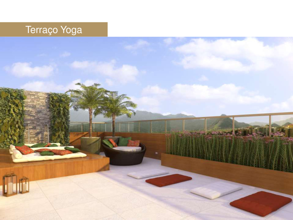 Terraço Yoga