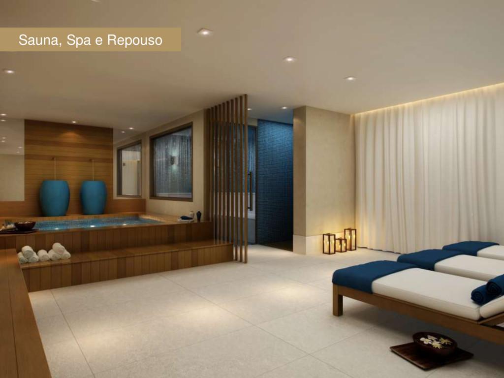Sauna, Spa e Repouso