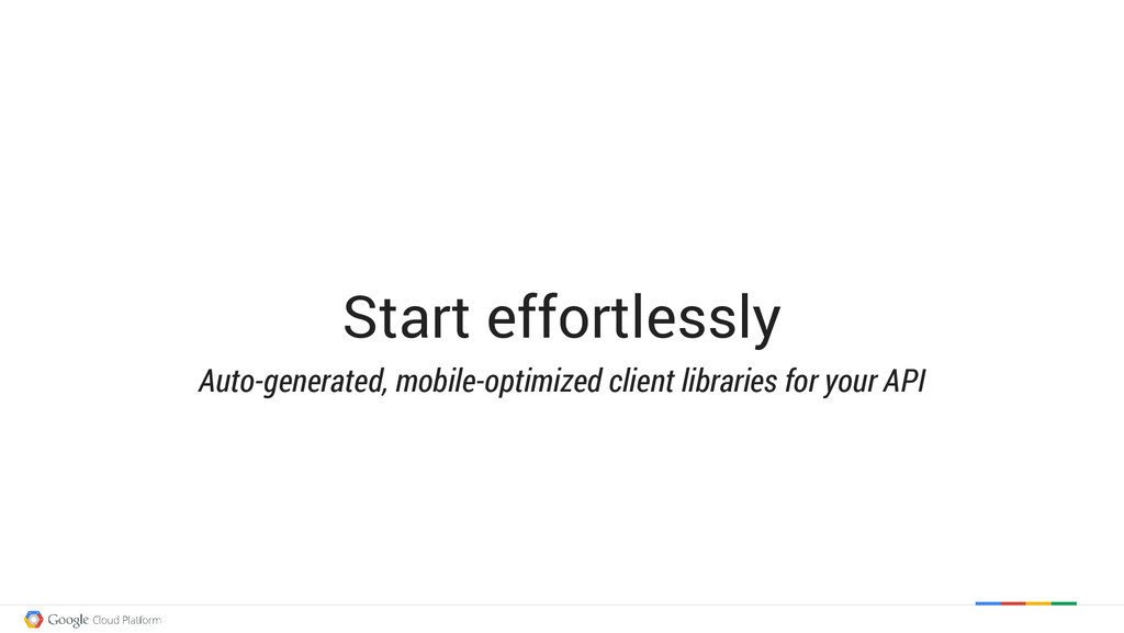 Start effortlessly Auto-generated, mobile-optim...