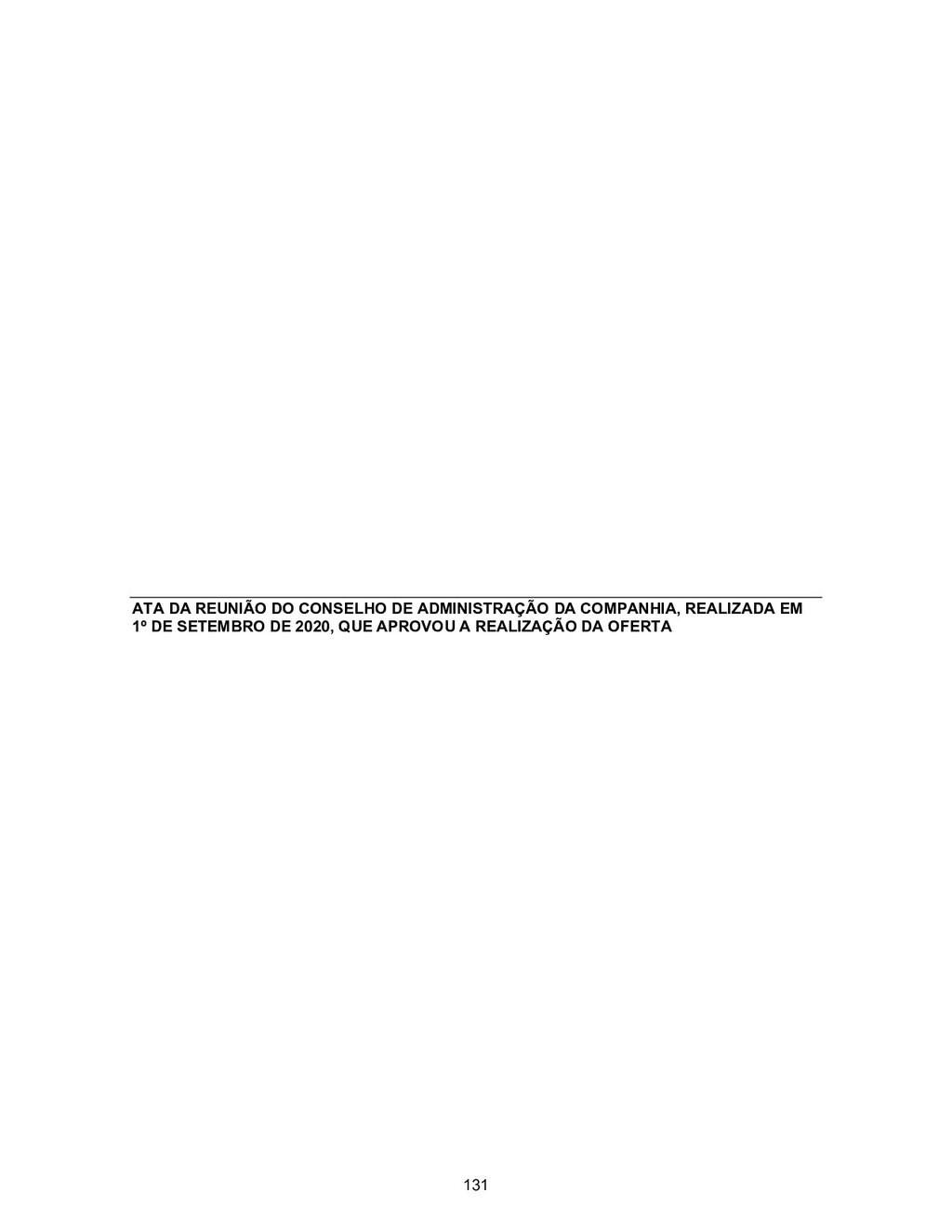 ATA DA REUNIÃO DO CONSELHO DE ADMINISTRAÇÃO DA ...
